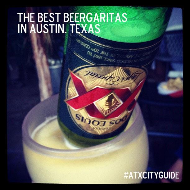 Beergaritas Austin Texas