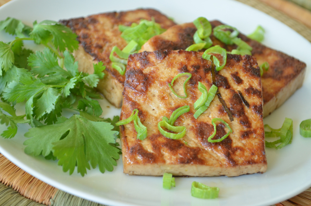 Lemongrass Tofu Recipe