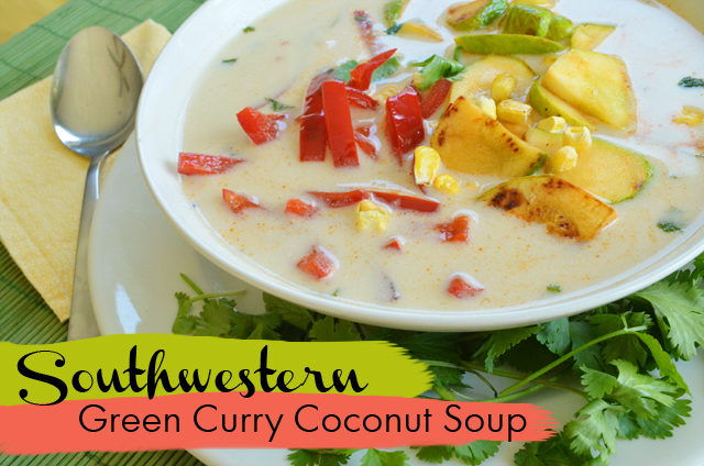 SouthwesternGreenCurryCoconutSoup