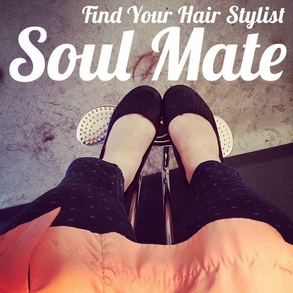 Hair Happiness: Find Your Hair Stylist Soul Mate (Mary Makes Good ...