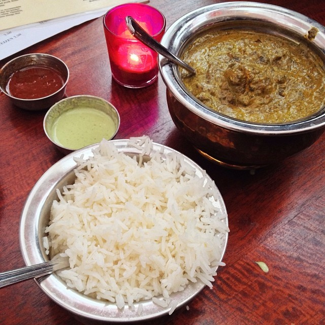 Saag Paneer at G'raj Mahal | Mary Makes Dinner