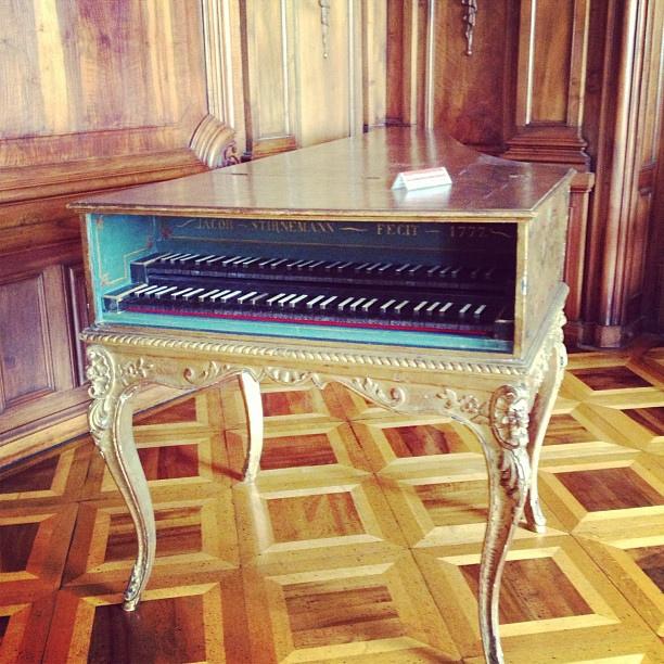 Harpsichord / Musēe D'Art Et Historie Geneva