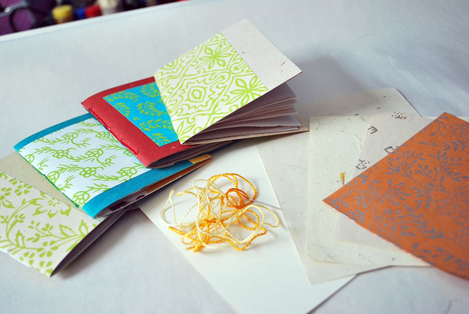 How To Make Notebooks From Greeting Cards Mary Makes Good
