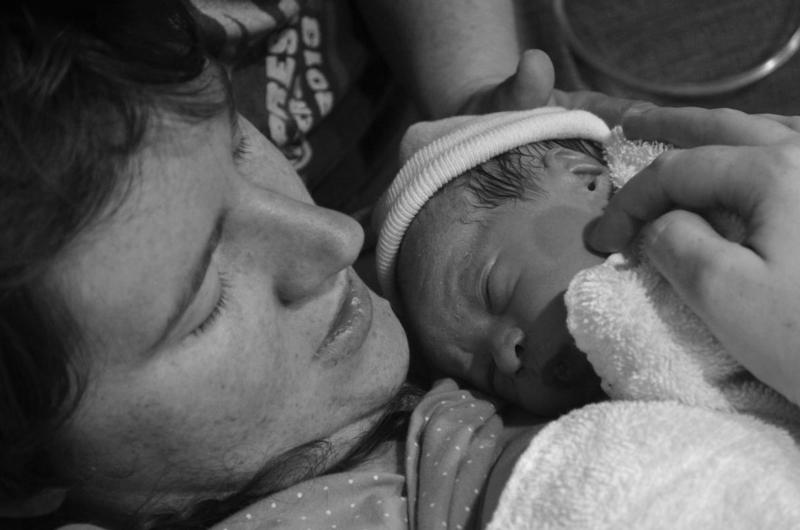 CC's birth