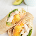 Spicy Chicken Avocado Wraps (and #ChefTails Sweepstakes!)