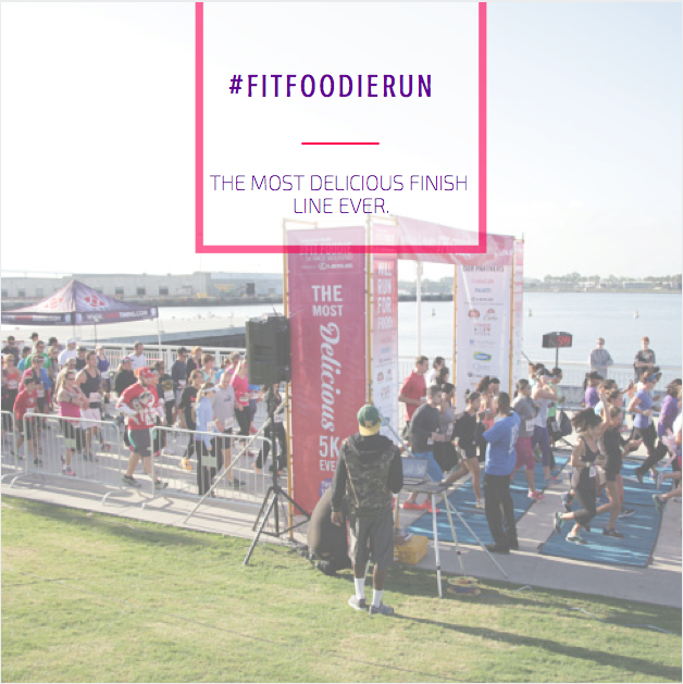 Cooking Light & Health's The Fit Foodie 5K Race Weekend Returns to Austin, June 12 - 14!