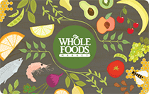 Enter to win a $25 Whole Foods Gift Card!