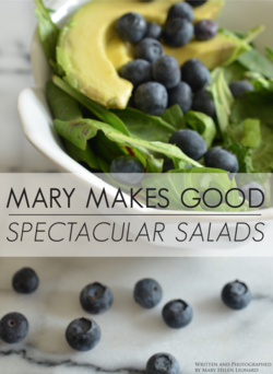 Spectacular Salads E-Book