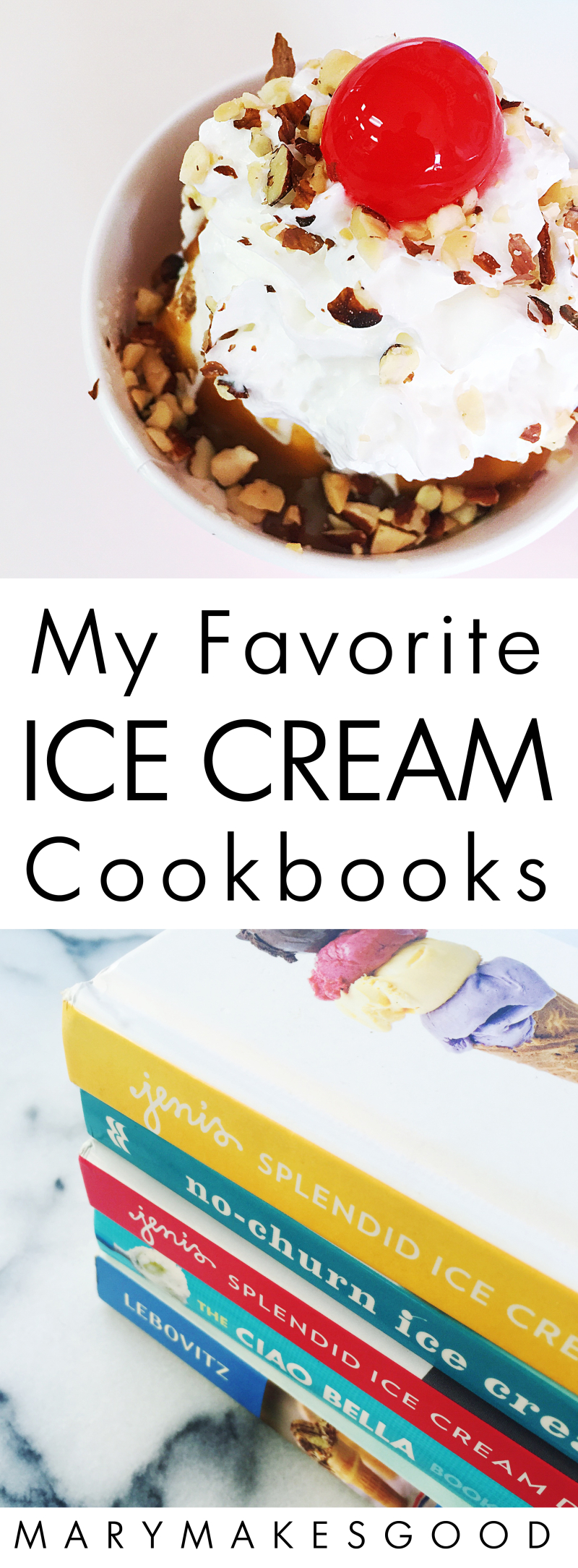 The Best Ice Cream Cookbooks