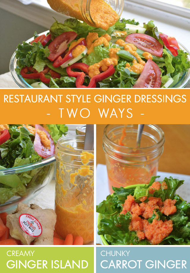 Restaurant style salad dressing recipes