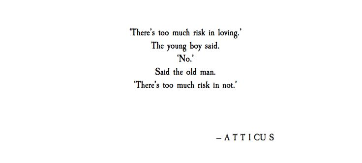 Risk of love