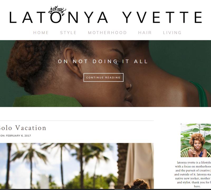Latonya Yvette