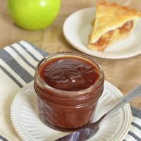 Slow Cooker Apple Pie Butter