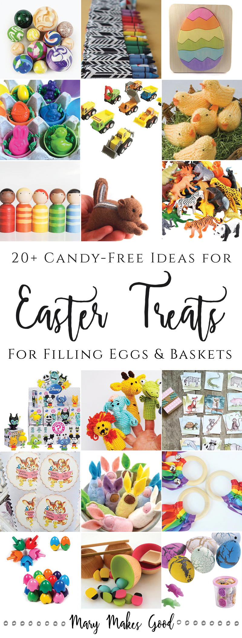 Candy Free Easter Treats