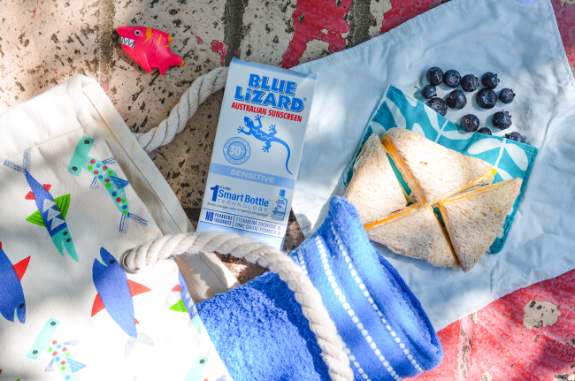 Make Your Own Wet Bags for Swimsuits and Aquatic Adventuring
