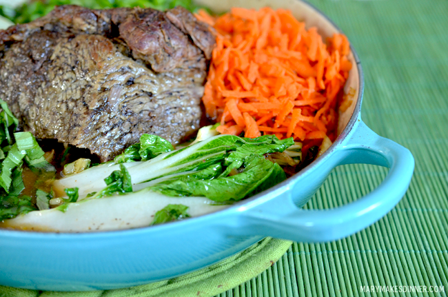 Lemongrass Ginger Pot Roast - Recipe Coming Soon