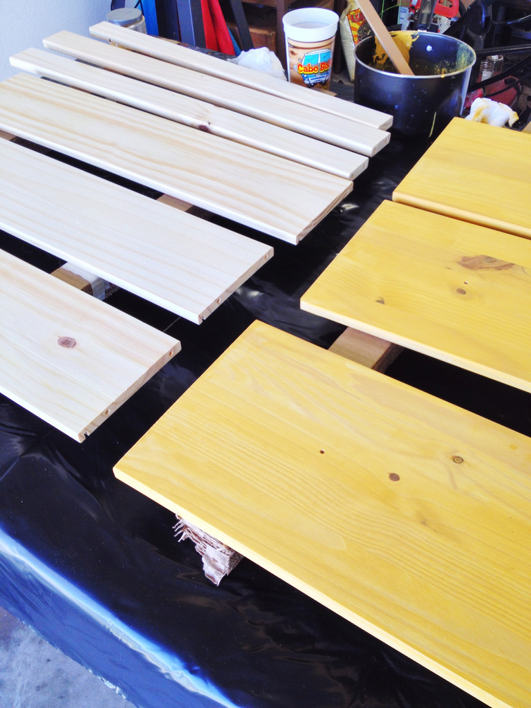 Ikea Hack Tutorial: Upholstered Ikea Tarva Dresser | Mary Makes Pretty