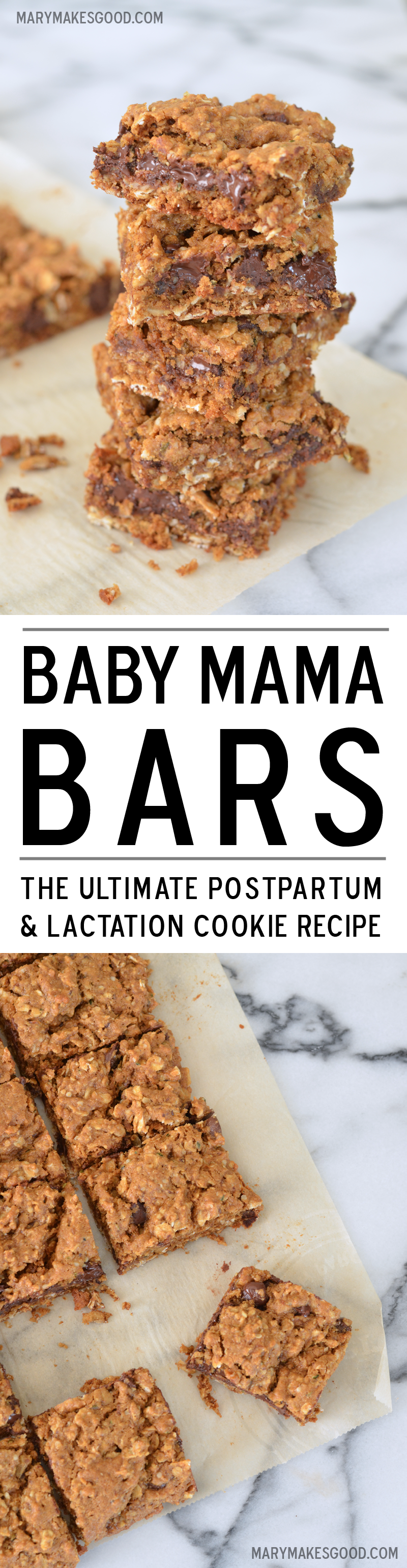 Postpartum Lactation Cookie Recipe