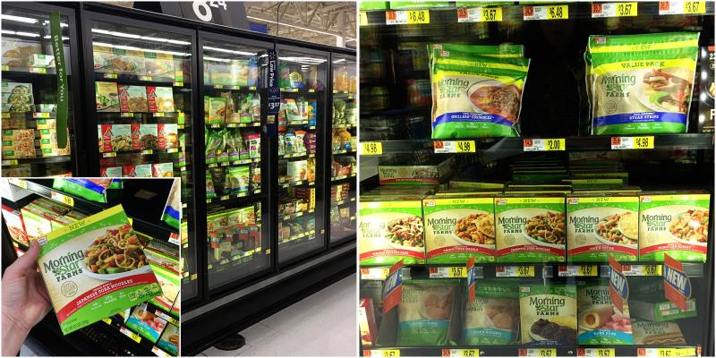 Morningstar Veggie Bowls at Walmart