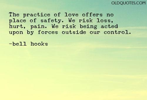 Risk of love 4