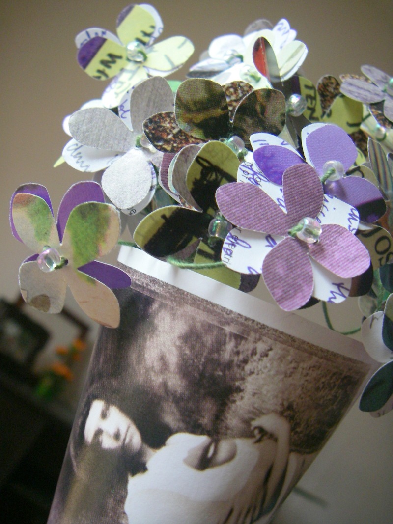Liner Note Bouquet