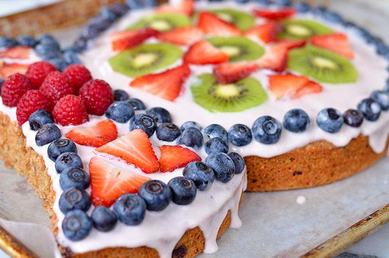 Bunny Cake Fruit 3
