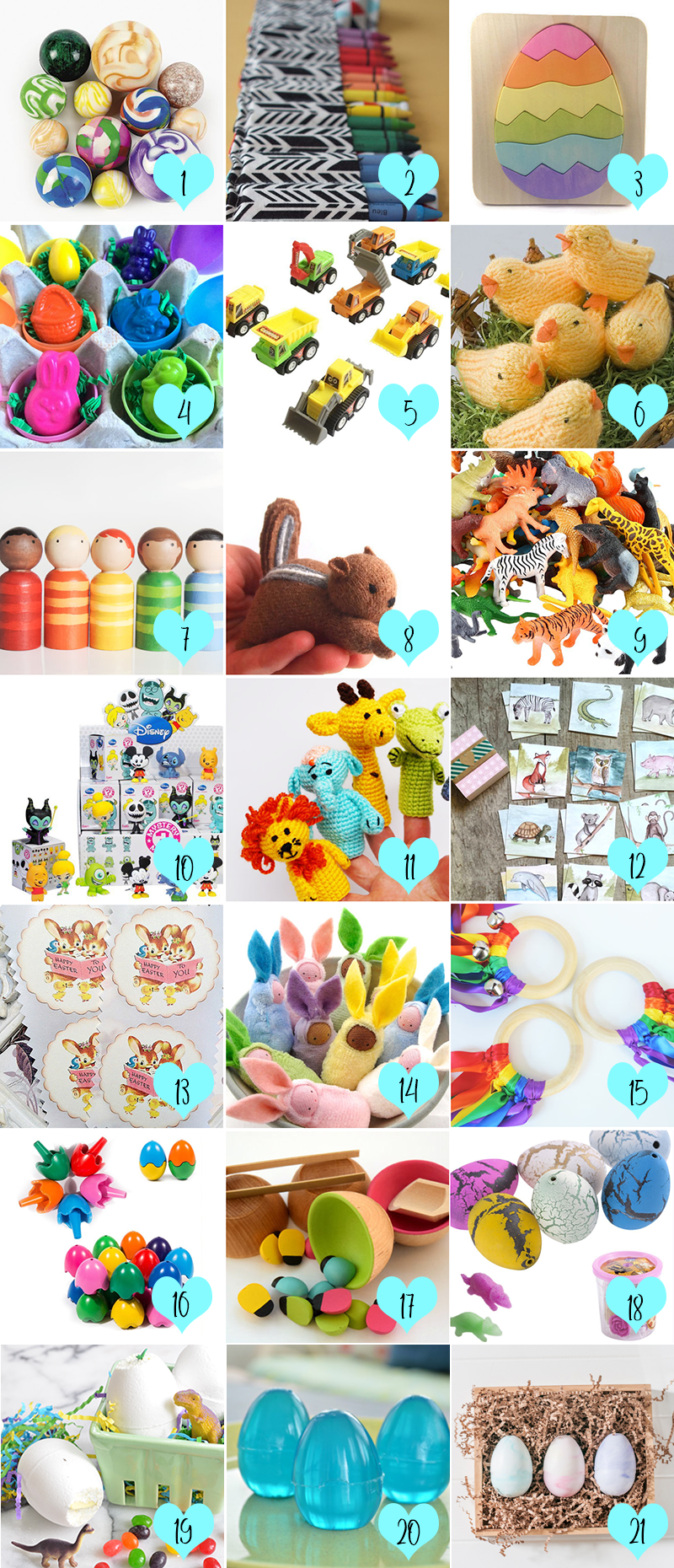 Candy free easter treats mary makes good candy free easter treats negle Image collections
