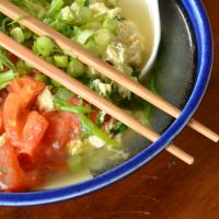 Beijing Style Egg & Tomato Soup