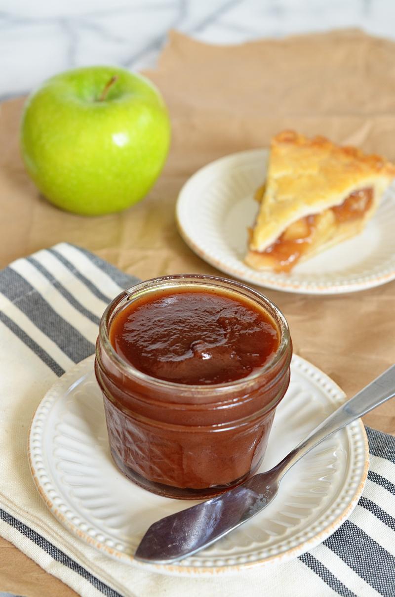 Apple Pie Butter