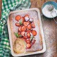 Sweet Oven Pancakes