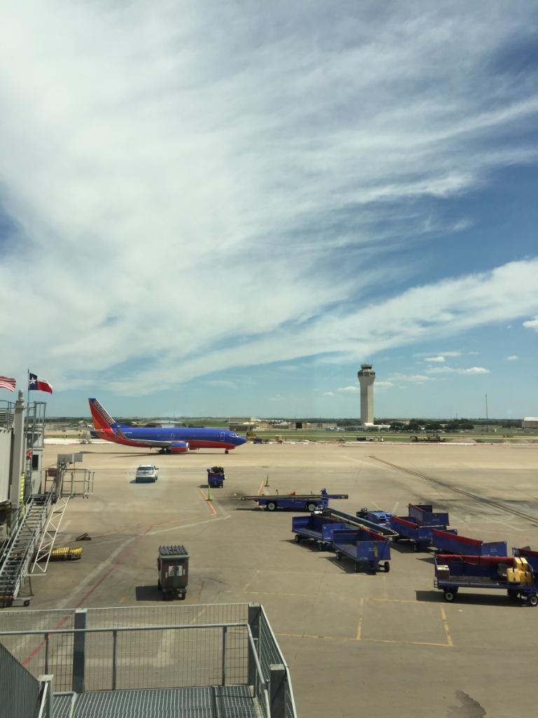 Florida bound.